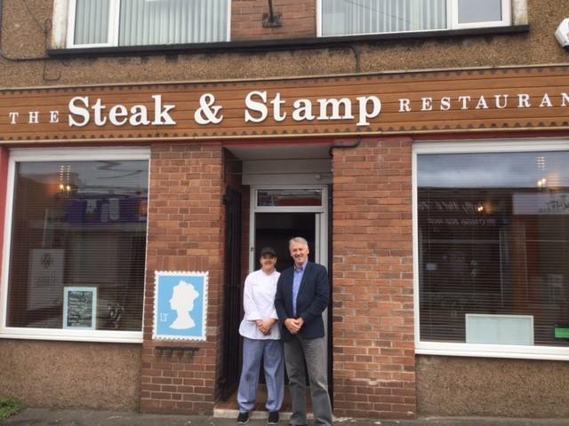 Steak & Stamp pic