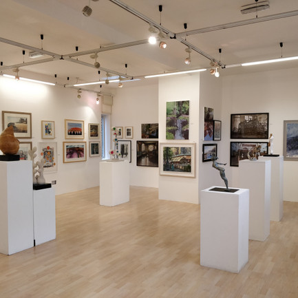 What's On at the RBSA Gallery in September