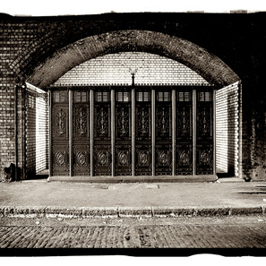 John Hodgett, Victorian Toilet in Allinson Street, Digbeth, Birmingham