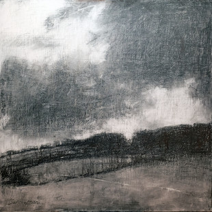Andrew Barrowman, Cornish Landscape, £495