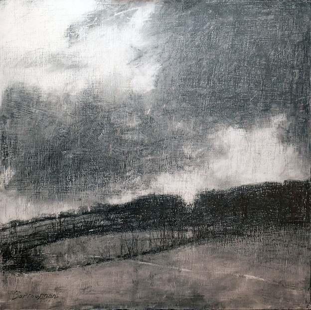Andrew Barrowman, Cornish Landscape, £495