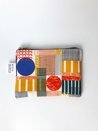 Multicolour Play Coin Purse