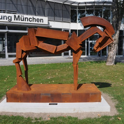 Constructing the Horse