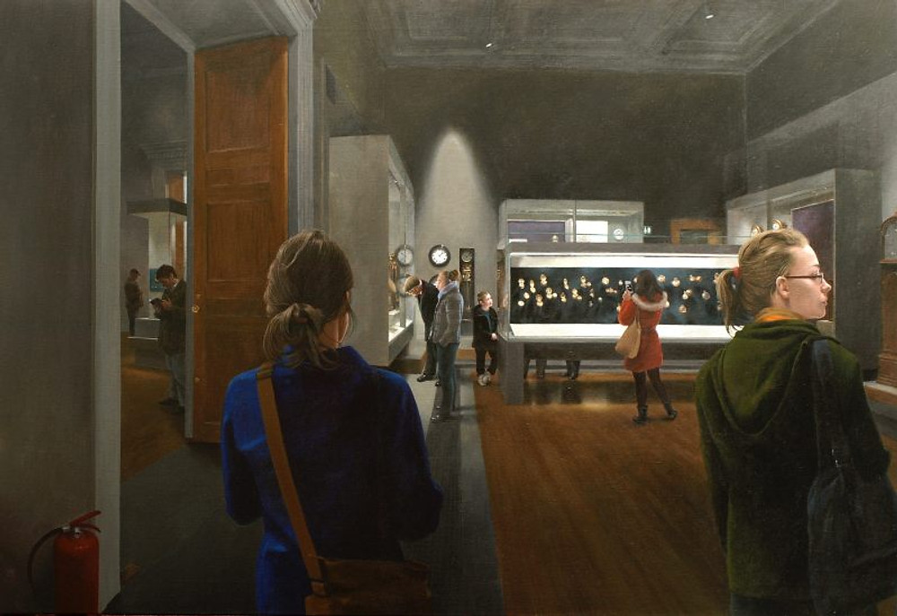 David Gleeson, 'Suspended Time, The British Museum