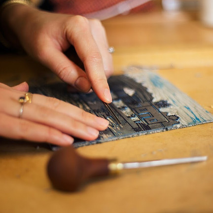Printmakers at work: behind the scenes with RBSA artists and Print Prize exhibitors