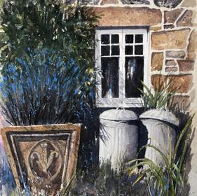 Alan Yates ARBSA, House on the Warren St Ives
