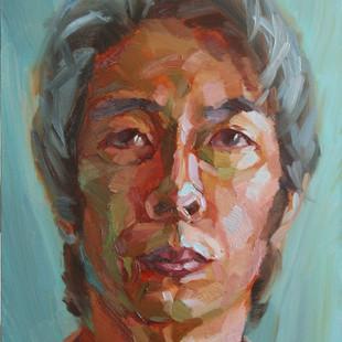 Bing Shi, Self Portrait in Lockdown, £300
