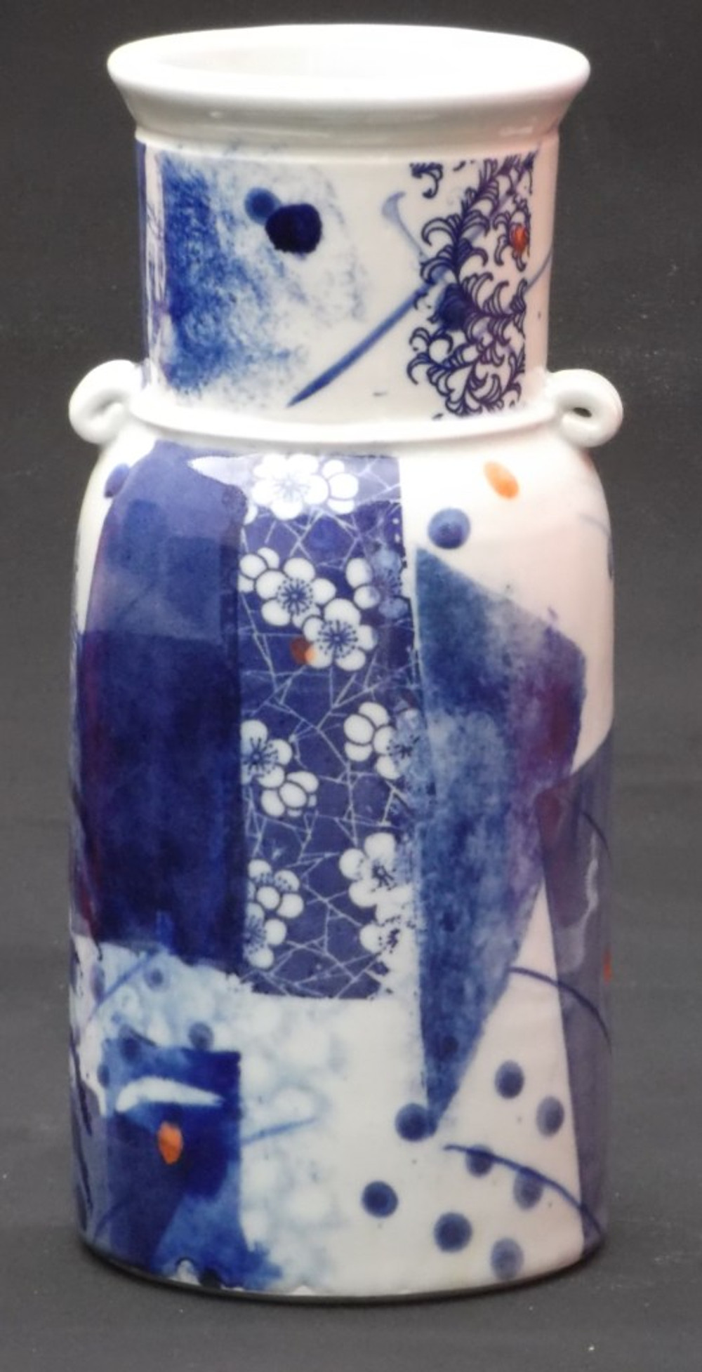 Andrew Matheson, 'Blue and White Vase'