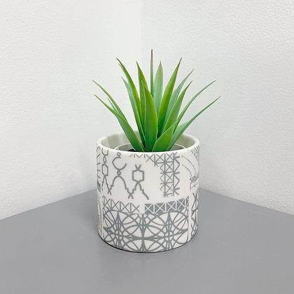 Architecture Planter Pot