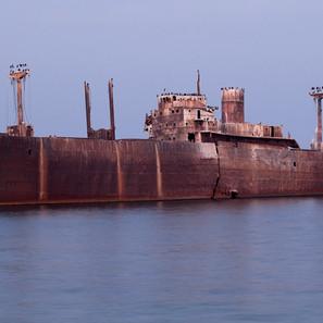Peter Gudynas,  Shipwreck
