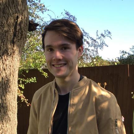 Introducing our new blog volunteer, Alfie Hancox!