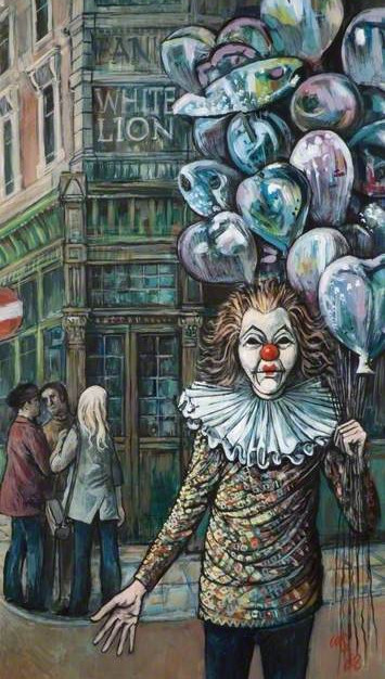 The Balloon Seller