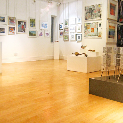 Attention all artists! Exhibit with the RBSA in 2018…