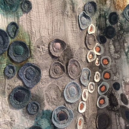 Judith Rowley: the voice of experience for textile artists…