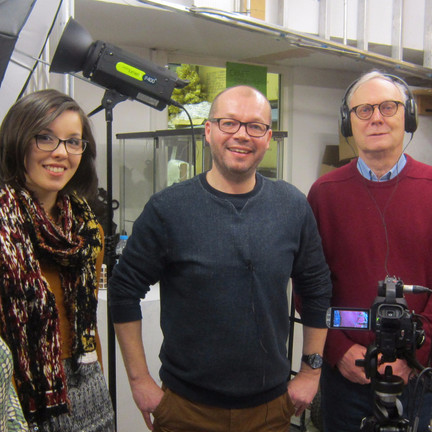 The RBSA on film: a project with West Midlands Museum Development