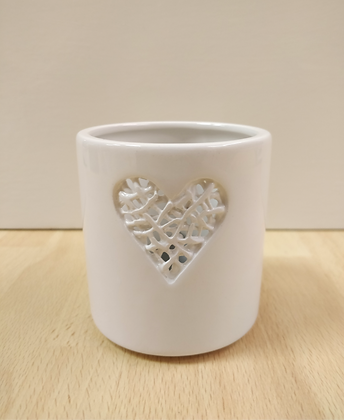 Tangled Heart Tea Light Holder