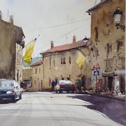 Ascian, Tuscany