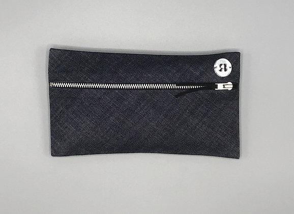 Pencil Case - Cotton Denim