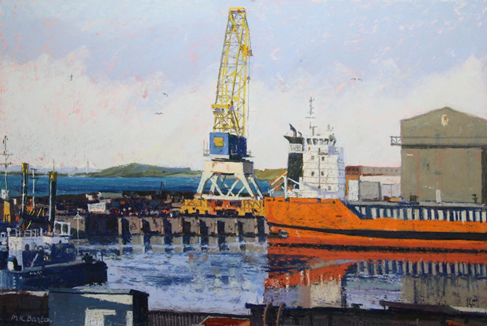 Briggs Marine Yard, Fife Malcolm Barton