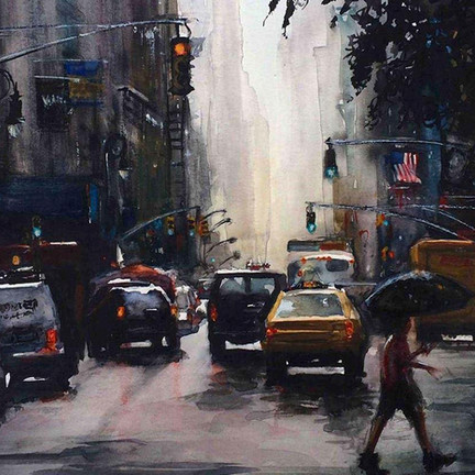 Art inspired by the city is selling fast: own a piece of the Metropolis…