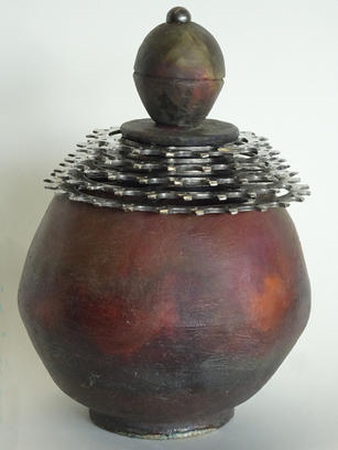 Cycle Pot - SOLD