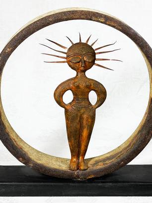 Sun Goddess - SOLD