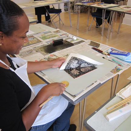Art Workshops: RBSA Summer Programme