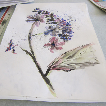 Art classes at the RBSA: try something new and enjoy art this summer