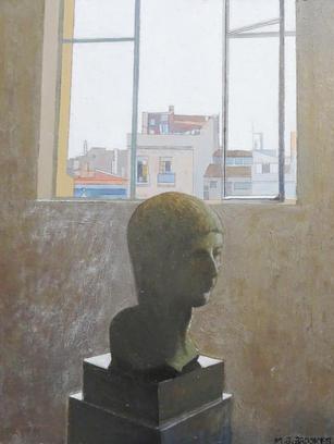 Tarragona - Classical Head