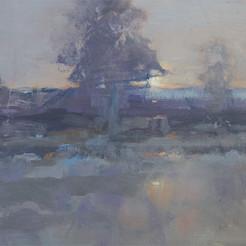 Dusk in Winter