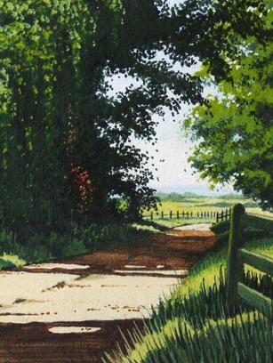 A Warwickshire Lane