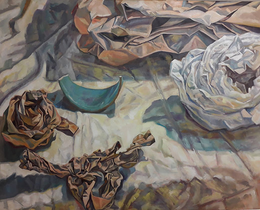 Isolation Elements, Gabrielle Roberts-Dalton