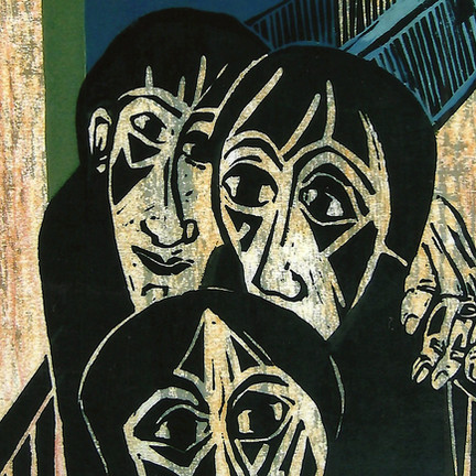 Heinke Jenkins: new show 'Migrants' explores perilous journeys of the displaced