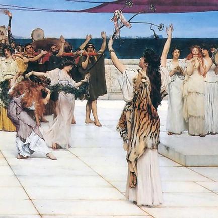 Alma-Tadema: profile of a Past President of the RBSA