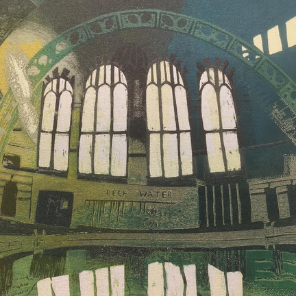 Leonie Bradley speaks to ART BLOG about judging the RBSA Print Prize