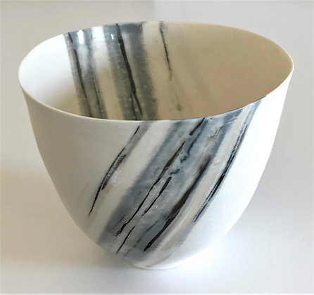 Many Banded Vessel 2