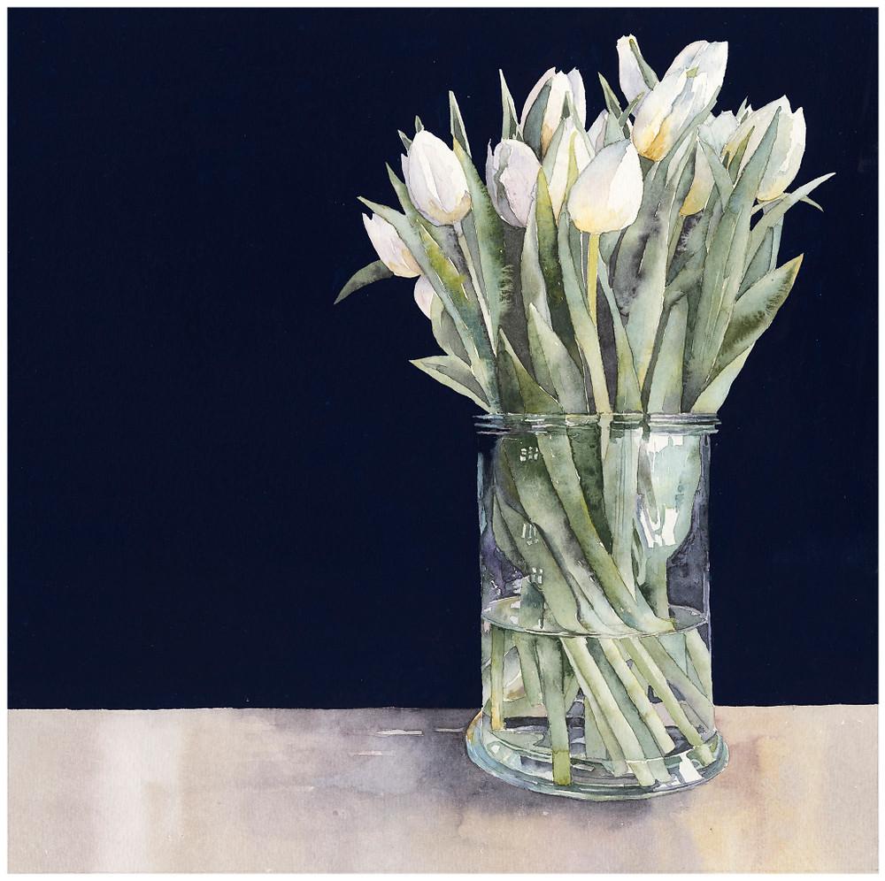 Tulips by Vivienne Cawson