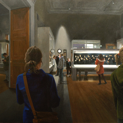 A Work of Art: 'Suspended Time, The British Museum', David Gleeson