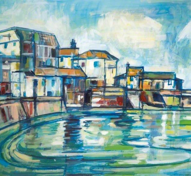 Habour St Ives