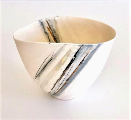 Many Banded Vessel 4