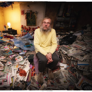 Stephen Carse,  Hoarded Homes