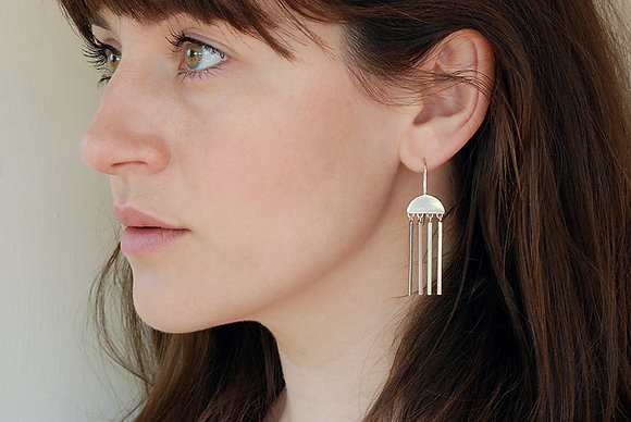 Waterfall Drop Earrings