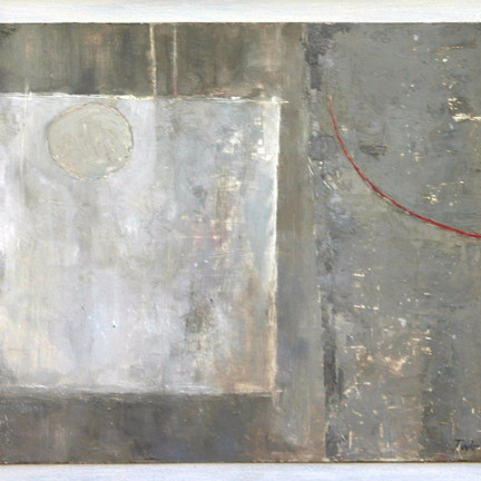 Life in the abstract: George Taylor's fifty years as an artist