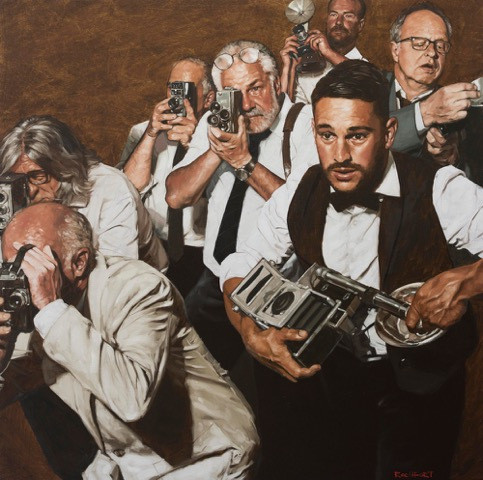 Will Rochfort - Wey Gallery - Papps