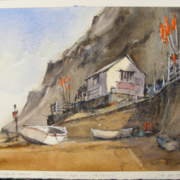 Harbour Office, Staithes