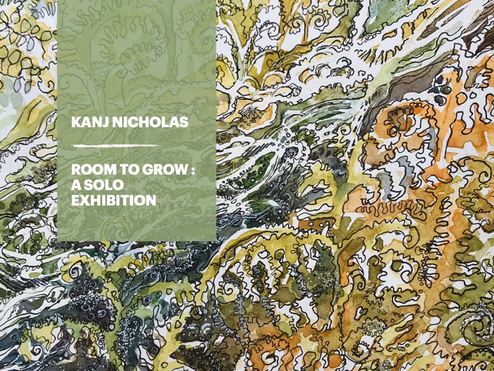 Exhibition catalogue by Kanj Nicholas
