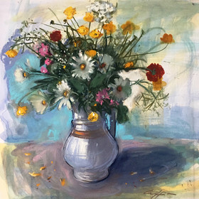 Caroline Griffin RBSA, Flowers