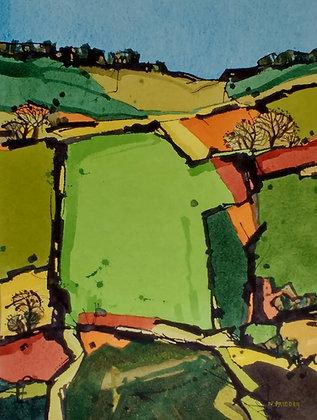 Landscape Elements, Nigel Priddey
