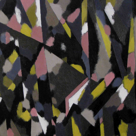William Gear and Abstract Expressionism: Birmingham retrospective on now
