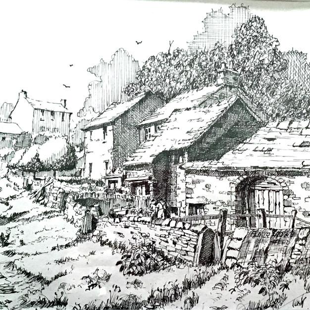 Thorpe Yorkshire Dales